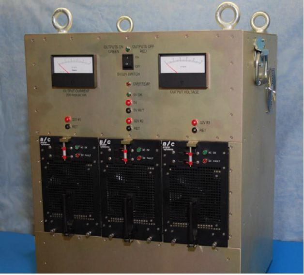 Pulse-Radar-applications-Model-BC-30K