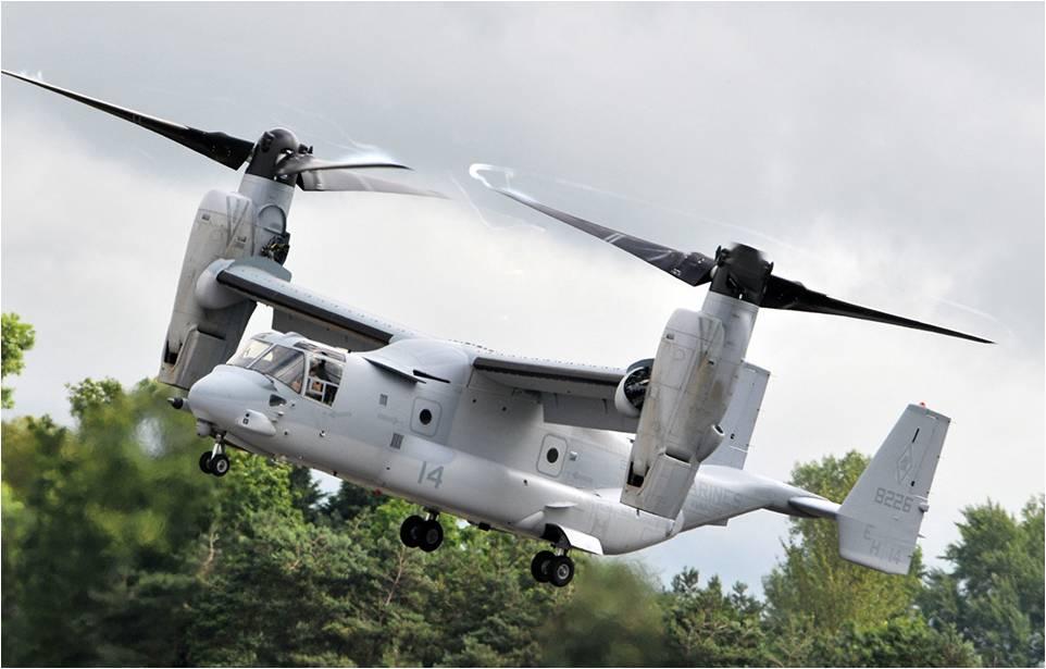 Chinook V22